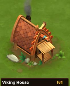 Viking House Lv 1