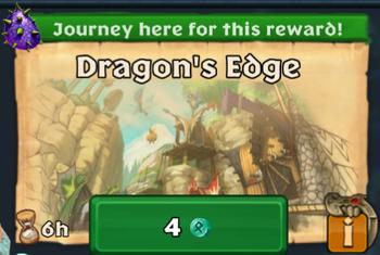 Astrid's Journey Dragon's Edge