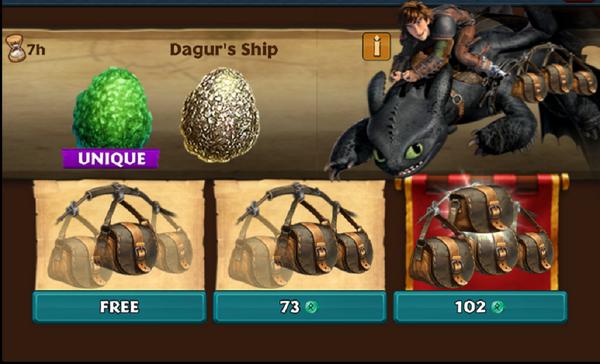 Dagur's Ship (Shattermaster)