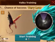 Tuffwing Valka First Chance