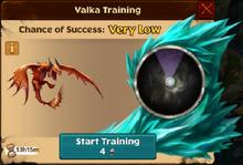 Moldruffle Valka First Chance