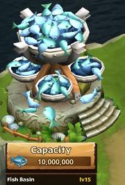 Fish Basin Lv 15