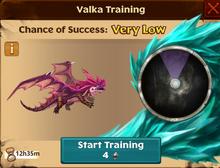 Egg Biter Valka First Chance