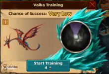 Prickleboggle Valka First Chance