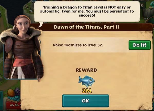 Dawn of the Titans, Part II