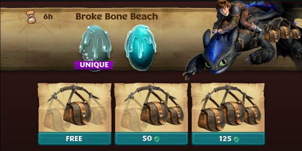 Broke Bone Beach