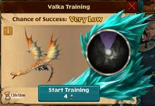 Threadtail Valka First Chance