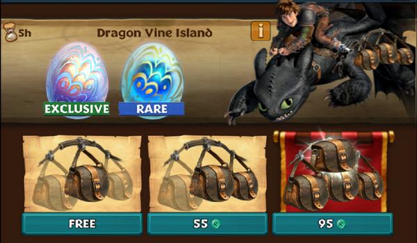 Dragon Vine Island (Death Song)