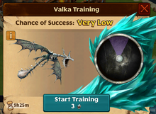 Battle Boneknapper Valka First Chance