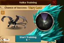 Eclipser Valka First Chance