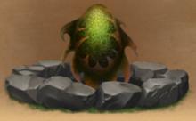 Seedling Night Terror Egg
