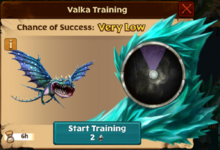 Thunderdrum Valka First Chance