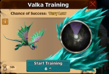 Stormfly's Mate Valka First Chance