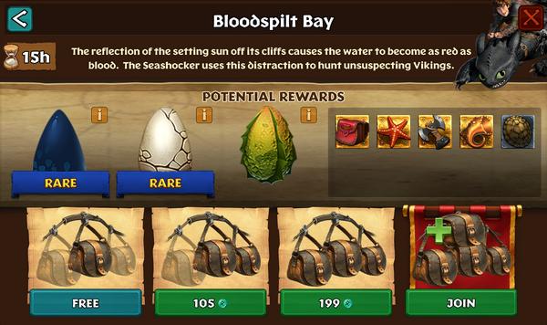 Bloodspilt Bay