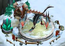 Hookfang's Mate Valka Titan