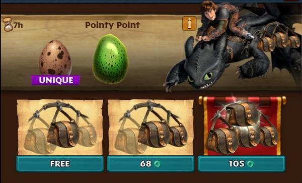 Pointy Point (Chicken)