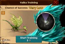 Thornridge Valka First Chance