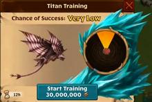 Desert Wraith First Chance