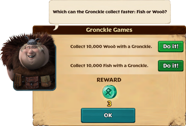 Gronckle Games