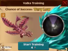 Singetail Valka First Chance