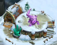 Frozen Groncicle Valka Titan