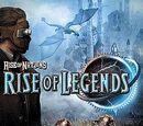 Rise of Legends Soundtrack