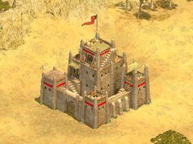 Castle (Garrisoned)