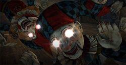 Header rise of nightmares