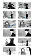 Unused storyboard Antartica 5