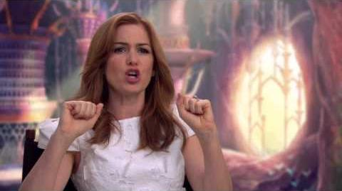 "Isla Fisher's Official ""Rise of the Guardians"" Interview - Celebs.com"