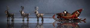 North's sleigh