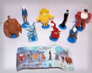 Movie figurines