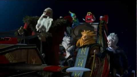 HAPPY MEAL COMMERCIAL HD Rise of the Guardians