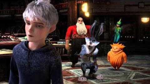 "RISE OF THE GUARDIANS - Official Film Clip - ""Jack vs. Bunny"""