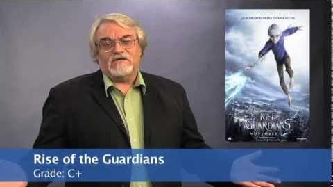 Rise of the Guardians - One Min Review
