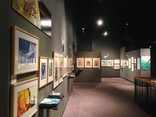 File:GoC from William Joyce exhibit1.jpg