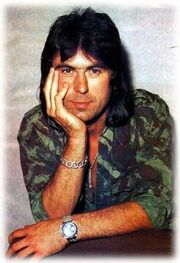 Cozy powell photo