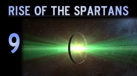 Rise of the Spartans Part 9 (Reach Machinima)