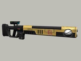 HVBRW Rifle