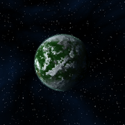 Jungle-planet