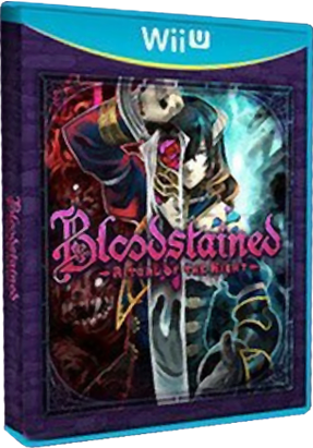 File:Bloodstained Boxart - Wii U.png