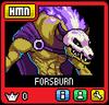 Forsburnpurple