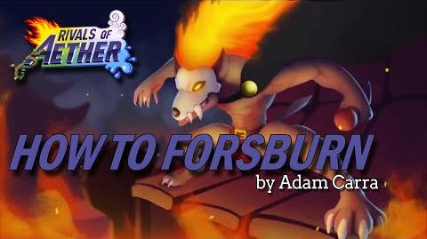 How to Forsburn Rivals of Aether Character Guide