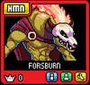 Forsburnred