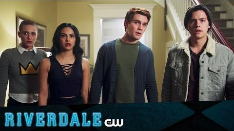 Riverdale Inside Riverdale The Lost Weekend The CW