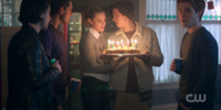 Jughead's 16th Birthday Party