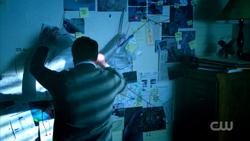 Season 1 Episode 12 Anatomy of a Murder Hal murder board