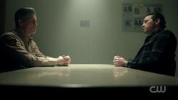 Season 1 Episode 12 Anatomy of a Murder Sheriff Keller vs FP Jones