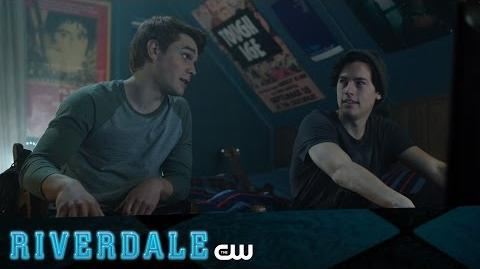 Riverdale Chapter Eight The Outsiders Scene The CW