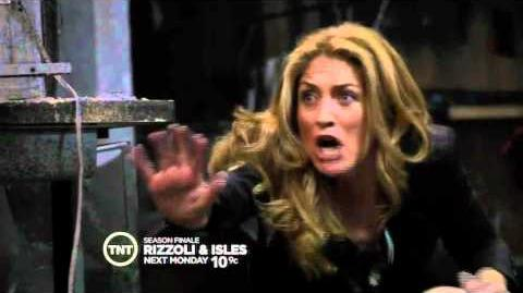 "Rizzoli & Isles 2x15 Promo ""Burning Down the House"" Season Finale (HD)"